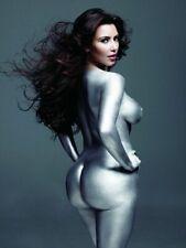 Kim Kardashian Movie Actor Star Art Silk Poster Wall Decor