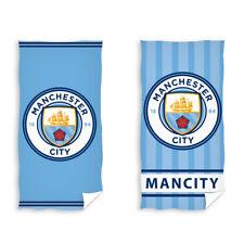 Manchester City FC Badetuch Handtuch Strandtuch MCFC