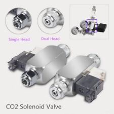 CO2 Aquarium Magnetic Solenoid Valve Low Temp Regulator Cylinder Pressure Relief