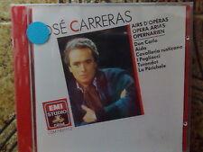 JOSE' CARRERAS - OPERA ARIAS (VERDI, MASCAGNI, LEONCAVALLO) - CD NUOVO (SEALED)
