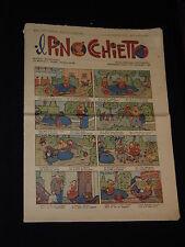 ***IL PINOCCHIETTO***ANNO I N. 9  ED. PINOCCHIETTO 3-9 NOVEMBRE 1945