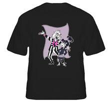 Beetlejuice Retro Cartoon Kids Cartoon Black T Shirt