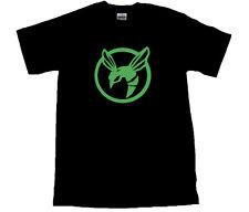 Green Hornet Logo T-shirt toutes tailles # Noir