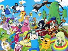40cm x 50cm MPP50491 M66 - Mini Poster Finn Adventure Time