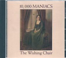 CD ALBUM--10.000 MANIACS--THE WISHING CHAIR--1985