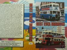 Best Ever Brighton Buses Trolleybuses PMP  DVD 1357