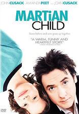 Martian Child (DVD, 2008) W/John Cusack Sealed Free Mailing