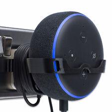 Power Socket Plug Mount Stand Bracket for Amazon Echo Dot 3rd Gen