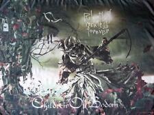 "Children of Bodom bandiera/bandiera ""Relentless Reckless Forever"" POSTERFLAG"