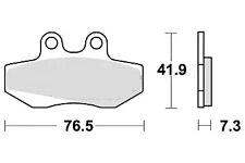 Jeu 2 plaquette de frein Avant de qualité pr Aprilia SX 50 RACING SUPER MOTARD