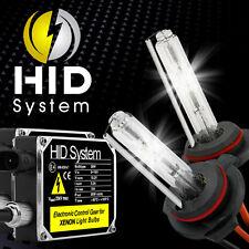 8000K HID BI-XENON H13/9008 HIGH/LOW BEAM HEAD LIGHTS BULBS CONVERSION KIT CA1