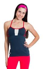 Sportswear Womens Tops Full Length Soft Quick Drying SUPPLEX Fabric, Sara Crave