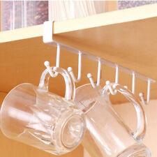 Gabinete de metal Estante baño cocina free Nail Seamless Hook