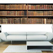 Adesivi scorcio panoramico decocrazione Biblioteca ref 3664 ( 13 dimensioni )
