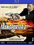 TRANSPORTER 2 Jason Statham Blu-Ray BRAND NEW - SEALED