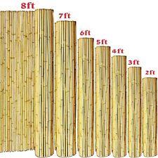 Bamboo Garden Canes Strong Heavy Duty Professional Garden Plant Support Sticks