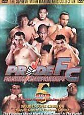 Pride FC 5 - From the Nagoya Rainbow Hal DVD