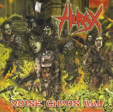 HIRAX-NOISE CHAOS WAR-CD-thrashcore-thrash-phantasm-dri-sod-cryptic slaughter