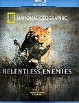 National Geographic - Relentless Enemies Blu-ray