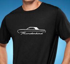 c235322ca 1961 1962 1963 Ford Thunderbird Classic Car Tshirt NEW FREE SHIPPING