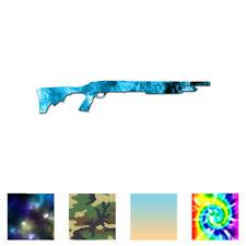 Tactical Combat Shotgun - Decal Sticker - Multiple Patterns & Sizes - ebn2997