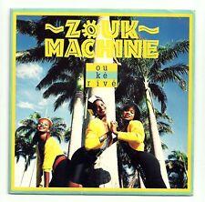 """ZOUK MACHINE Vinyl 45 tours 7"""" SP OU KE RIVE - ESKIZE MWEN ARIOLA 113797F Reduit"""
