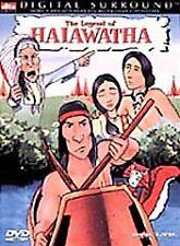 The Legend of Hiawatha (DVD, 2000) **BRAND NEW**