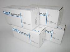 4x Compatible Samsung Toner CLTK407S, #407 C/M/Y, CLP320N, CLP325, CLX3180/3185