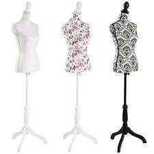 Maniquí de sastres costureras maniquíes sastrería torso femenina busto