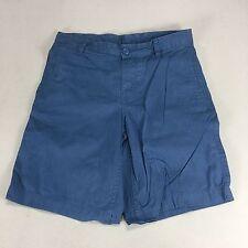WESC Ireland Chino Shorts Brand New Marina Blue in sizes 30,36