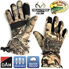 Neopren Handschuhe Thermo Outdoor Anglerhandschuhe Angeln DAM Fighter Pro