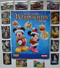 Panini Rewe Disney Zauberhafte Weihnachten 1/2/5/10/20... - 50 Sticker aussuchen