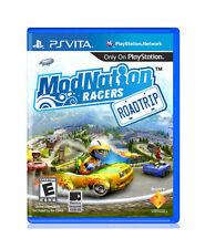 ModNation Racers: Roadtrip (Sony PlayStation Vita, 2012 PSVita)