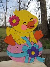 Happy Chicks Easter Yard Art Decoration -- 4 Designs