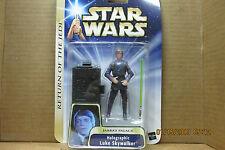 "Luke Skywalker ""return of the jedi"" 2004 holographic jabba's place"