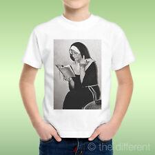 camiseta Niño niño Monja Humos Legge Y El Tubo Usted Idea De Regalo