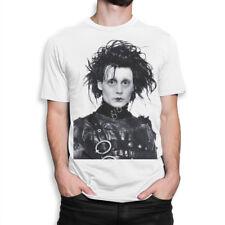 Edward Scissorhands Art  T-Shirt, Johnny Depp Tee, Men's Women's All Sizes