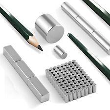 Neodym Magnet Stab 4-30mm NdFeB N45 N52 Pinnwand Magnete Magnettafel Kühlschrank