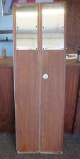 1982 Sea Ray 270 DA Wood Wooden Cabin Interior Salon Folding Door