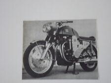 RITAGLIO DI GIORNALE 1970 MOTO MAMMUTH TTS 1200