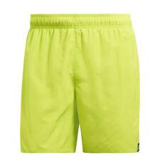 adidas Herren Basic Solid Short SH SL / Badeshort / Badehose / CV5131