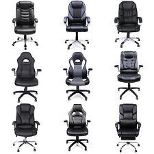 Bürostuhl Schreibtischstuhl Chefsessel Gaming Stuhl Drehstuhl Racer Sportsitz