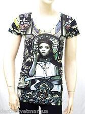 ELEVEN PARIS TS Vihana RihannaTee shirt femme W 15S2LT110