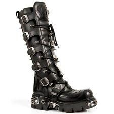 NEWROCK New Rock Boots Style M.161 S1 Black Unisex Reactor