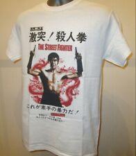 Il STREET FIGHTER CULT 70s Arti Marziali Karate Film T Shirt Sonny Chiba NEW 398