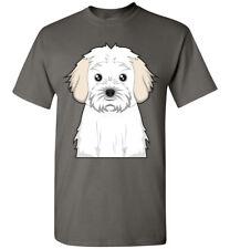 Cavachon Dog Cartoon T-Shirt Tee - Men Women Ladies Youth Kids Tank Long Sleeve