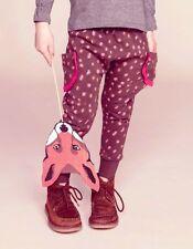 IGLO + INDI DESIGNER BABY KIDS CHILDRENS TODDLERS CLOTHES BELLA LEOPARD PANTS