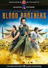Blood Brothers DVD, Kuan Tai Chen, Lung Ti, David Chiang, Cheh Chang