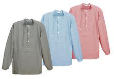 MODAS Hombres Verano Camisa Pescador manga larga en 3 Colores - Ligero