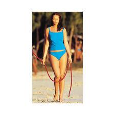 Panache Turquoise SW0013 High Leg Bikini Briefs 3XL